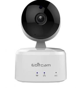 Camera IP HD Wifi Ebitcam E2 HD720P- Camera giá rẻ cho hộ gia đình