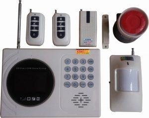 Báo trộm không dây Kawa 260 SIM – Báo động qua điện thoại – Giá rẻ