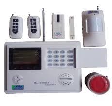 Báo trộm thông minh KAWA KW-261Line – dùng Line điện thoại – giá rẻ